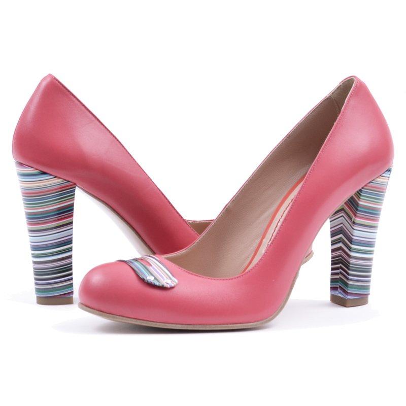 Pantofi din Piele Naturala Spring, preturi, ieftine