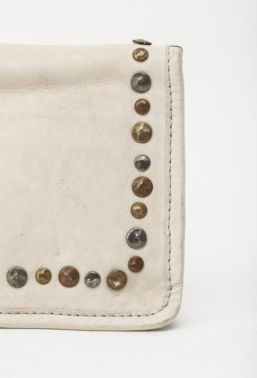 Portofel alb fildes din piele naturala 145012