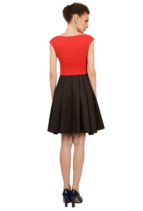 Rochie office Omega