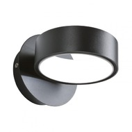 APLICA LED RED. ATOMO 01-946 1X4.5W NEGRU