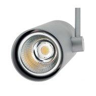 SPOT LED PE SINA XMUSE 1X13W 50GRD. 4000K IP20 ARGINTIU ARELUX