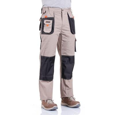Pantaloni Smart Bej