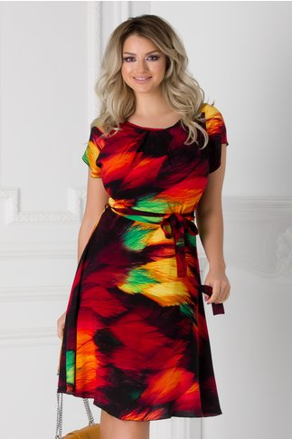 Rochie Missa Rainbow