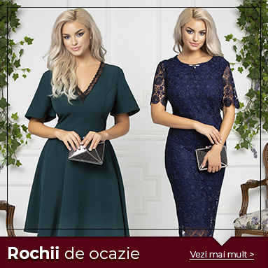 Rochii de ocazie - 03 August 2018