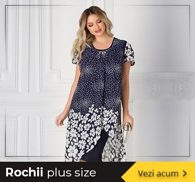 Rochii plus size - 19.04