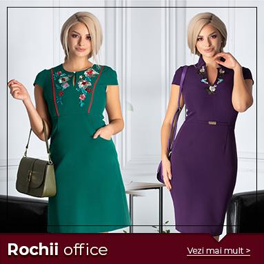 Rochii Office - 12 OCT 2018