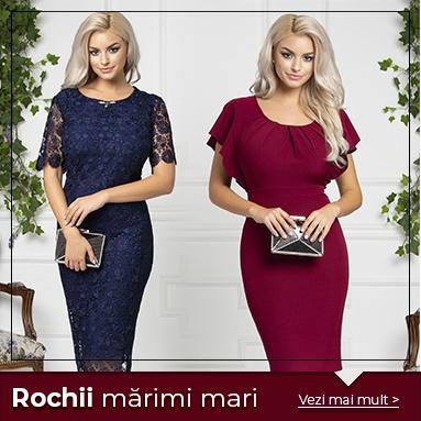Rochii marimi mari - 03 Augist 2018