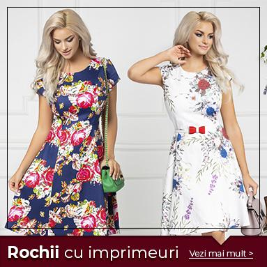 Rochii cu imprimeuri - 03 August 2018