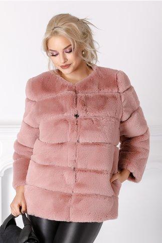 Blanita Caren eleganta roz