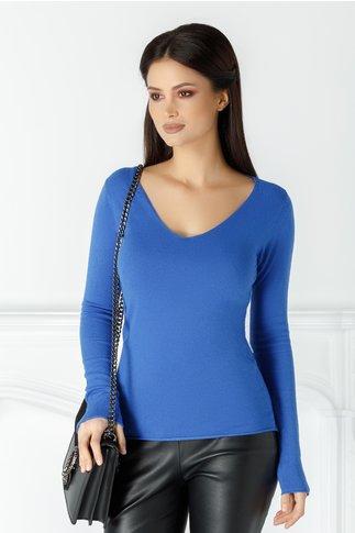 Bluza Amalia albastra