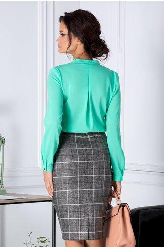 Bluza Anda vernil eleganta