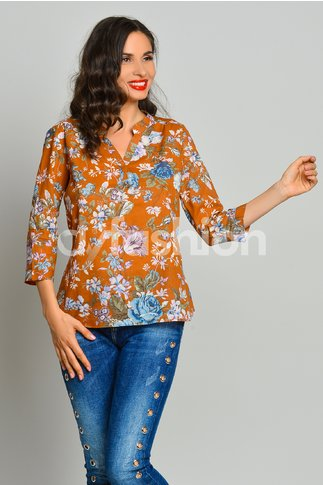Bluza Casia Maro de Zi Office
