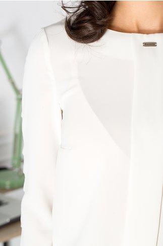 Bluza Elona ivory eleganta