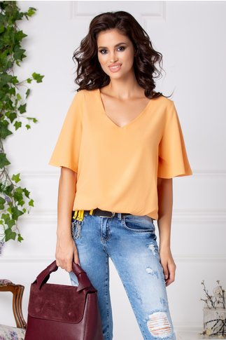 Bluza Katia orange casual