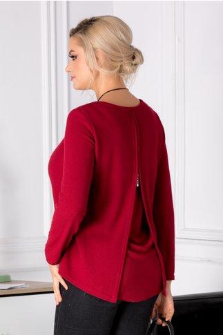 Bluza Keda asimetrica bordo