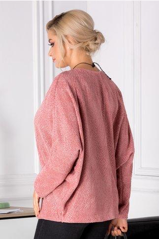 Bluza Twinkle roz lejera