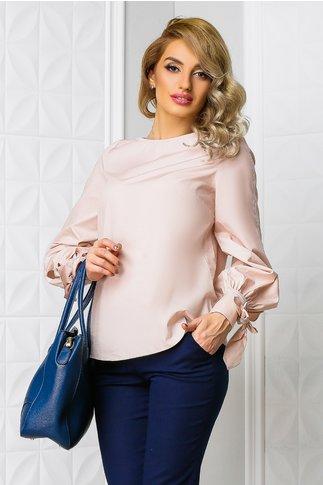 Bluza Xara Arabela roz din poplin