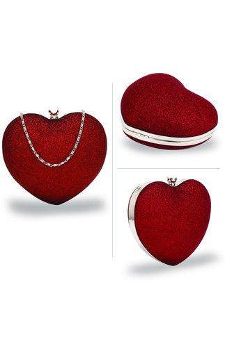 Clutch Heart Rosu de ocazie