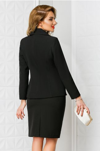 Compleu Leonard Collection negru de ocazie