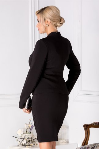 Compleu Leonard Collection negru elegant