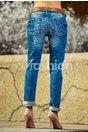 Jeans Herta din Denim de Zi