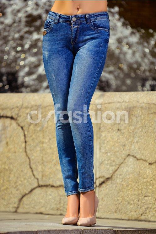 Jeans Ruxia Albastri de Zi