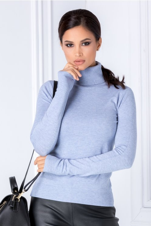 Maleta Elly bleu casual