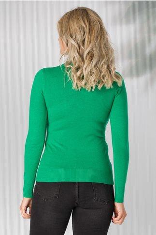 Maleta Elly verde casual
