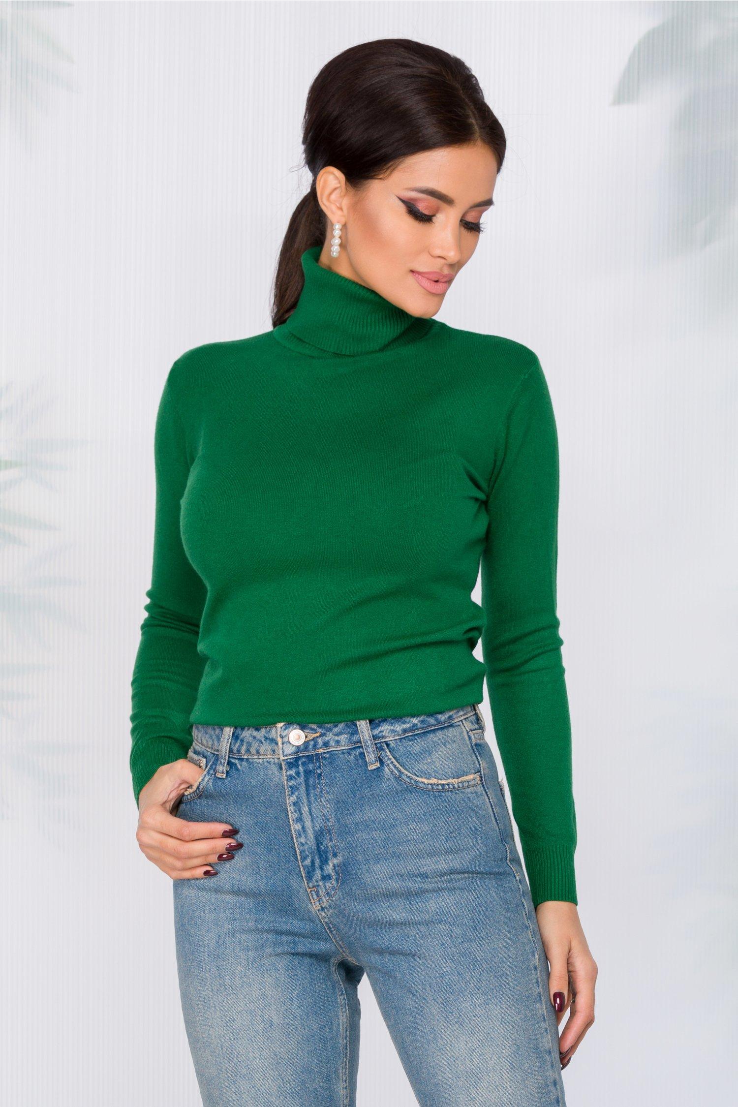 Maleta Elly verde pin casual
