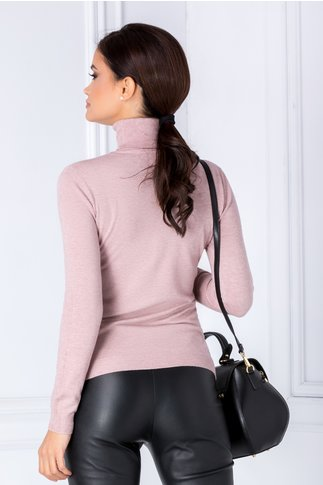 Maleta Simi roz pudrat