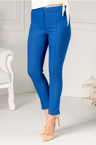 Pantalon LaDonna albastru office