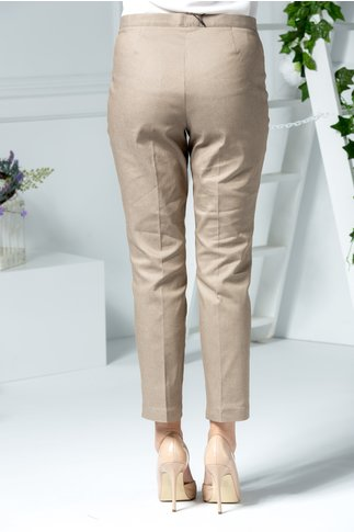Pantalon Maia office bej