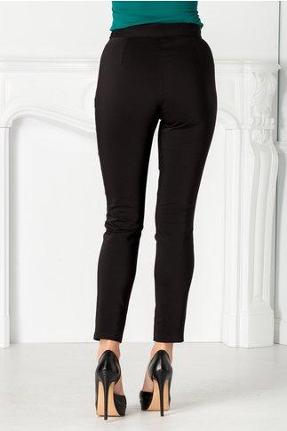 Pantaloni de dama negri office