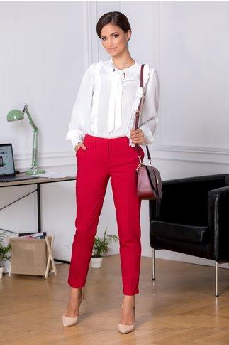 Pantaloni Iza bordo office