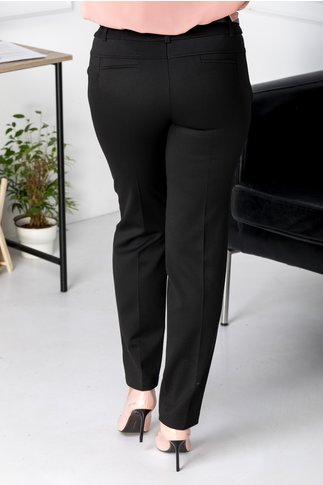 Pantaloni Lynette negri office