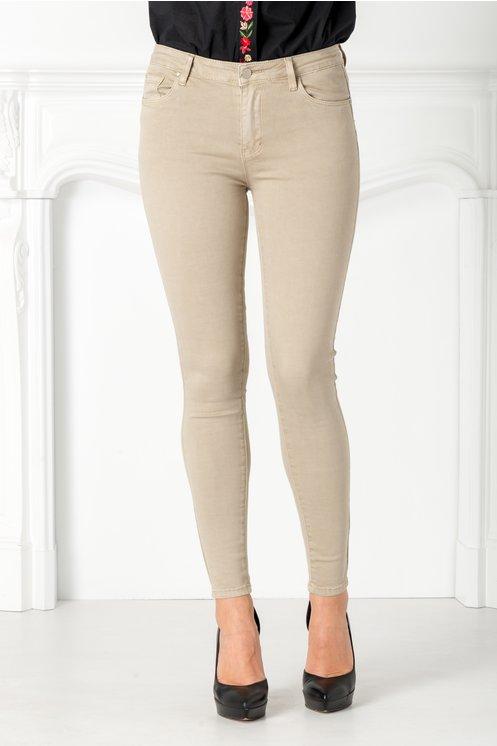 Pantaloni Mali bej