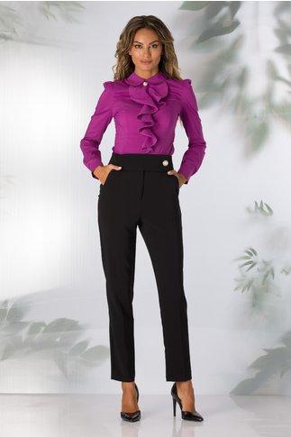 Pantaloni Nadia office negri