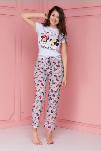 Pijama Mikey Mouse cu imprimeuri