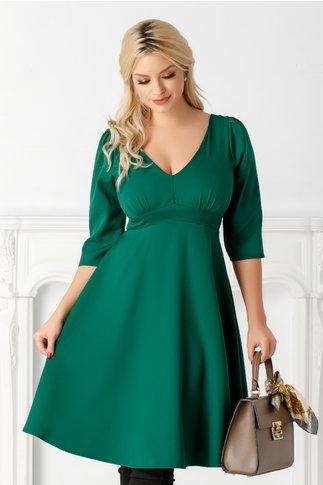 Rochie Anca verde clos