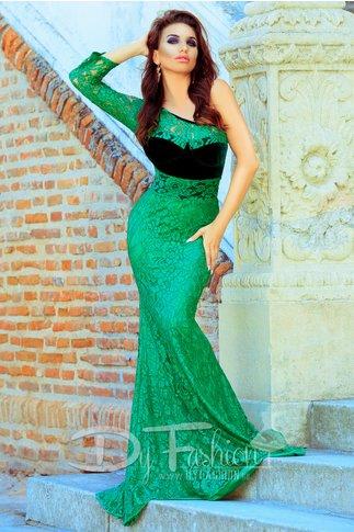 Rochie Imposing Green