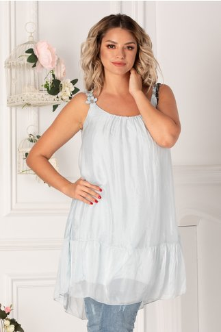 Rochie June de vara bleu