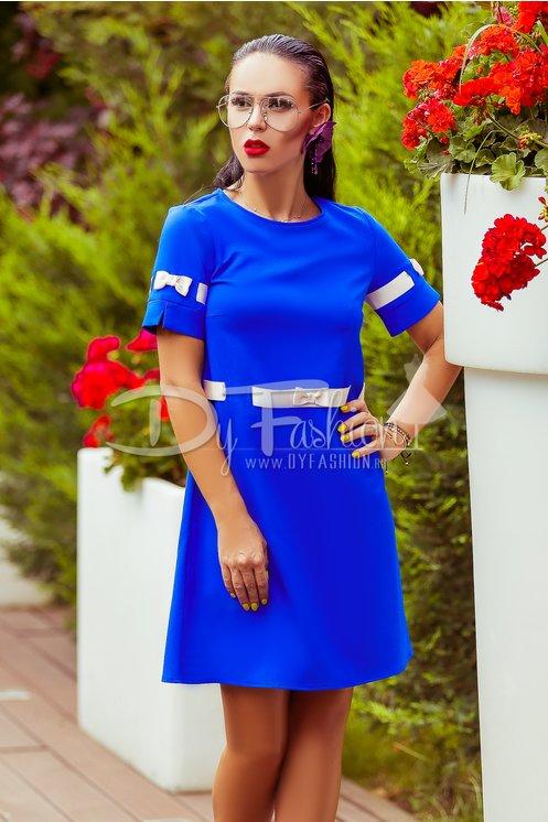 Rochie Debra Albastra de Z