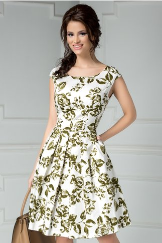 Rochie Leonard Collection Arabela de zi office