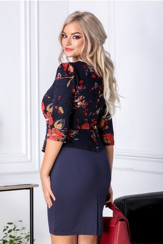 Rochie Notes Youth Flowers