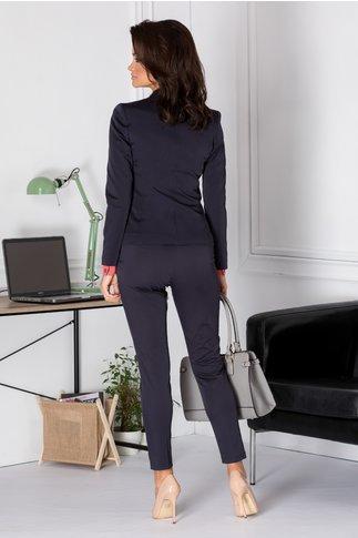 Sacou Liza bleumarin office