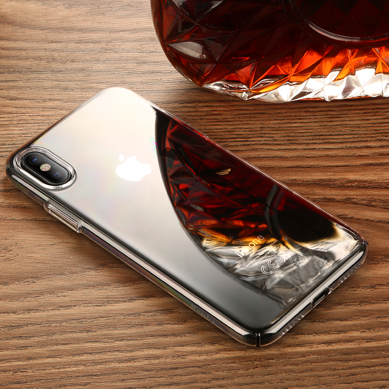 Husa Benks PC Transparent pentru iPhone X