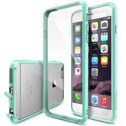 Husa iPhone 6 Plus / iPhone 6s Plus Ringke FUSION MINT+BONUS Ringke Invisible Defender Screen Protector