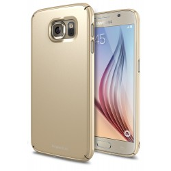 Ringke SLIM Samsung Galaxy S6 ROYAL GOLD+BONUS Ringke Invisible Defender Screen Protector