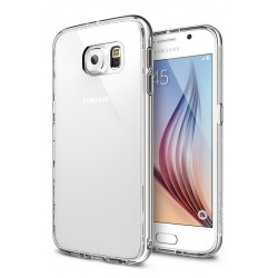 Ringke FUSION Samsung Galaxy S6 CRYSTAL VIEW+BONUS Ringke Invisible Defender Screen Protector fata si spate