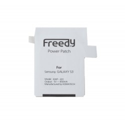 Freedy Power Patch Galaxy S3 receptor incarcare wireless